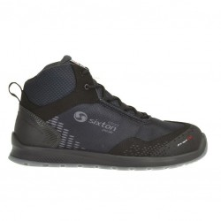 Sixton Auckland High Zwart Air ESD S3 SRC