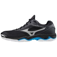 Mizuno Wave Phantom 2 Black/White - Unisex