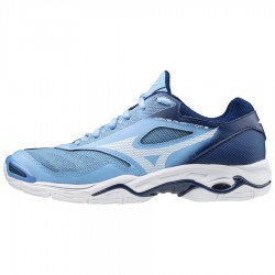 Mizuno Wave Phantom 2 Black/White - Dames